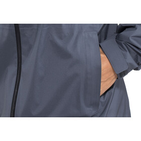 Black Diamond Stormline Chaqueta Stretch Rain Shell Hombre, captain
